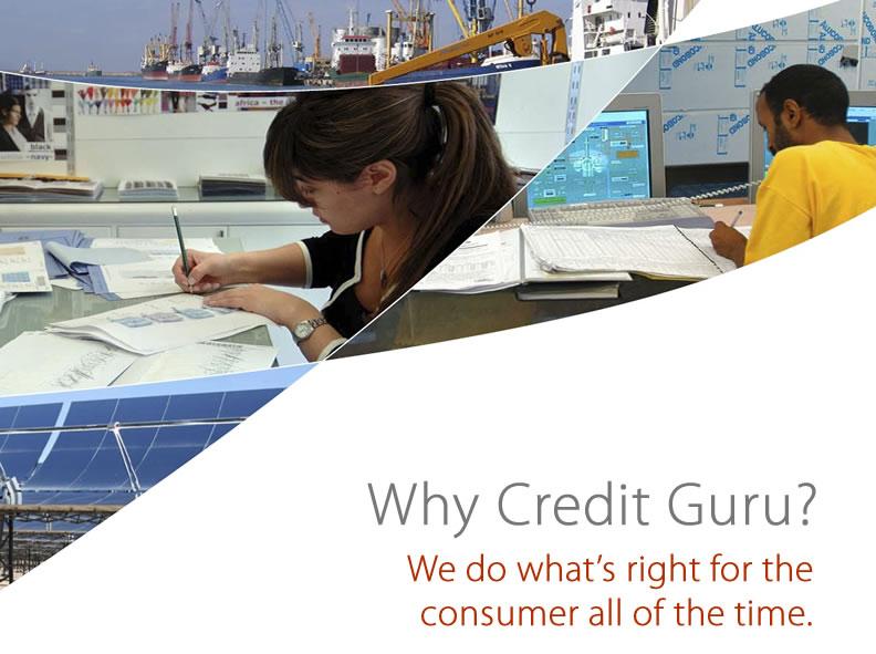 Why Credit Guru?